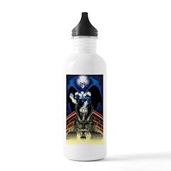 MoonShadow: Angel of Shadows Water Bottle