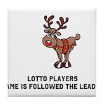 LP are Followers Tile Coaster