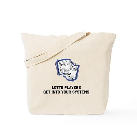 LP Copy Your System Tote Bag