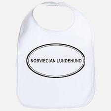 Norwegian Lundehund Bib