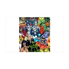 Heroes of The Infiniverse 38.5 x 24.5 Wall Peel