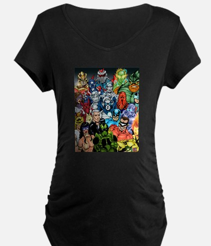 Heroes of The Infiniverse T-Shirt