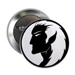 "Dark Elf Designs 2.25"" Button (10 pack)"