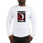 Dark Elf Designs Long Sleeve T-Shirt