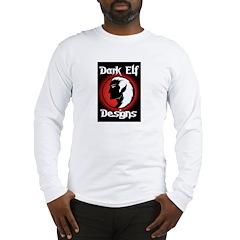 Dark Elf Designs Long Sleeve T-Shirt