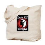 Dark Elf Designs Tote Bag