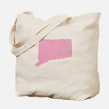Vintage Grunge Pink Connectic Tote Bag