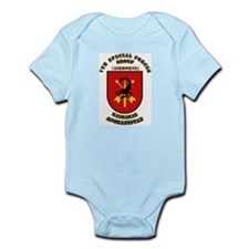 SOF - 7th SFG - Iraq - Flash with Text Infant Body