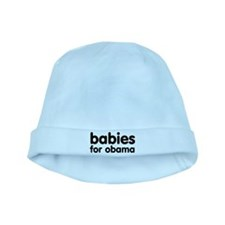Babies For Obama baby hat