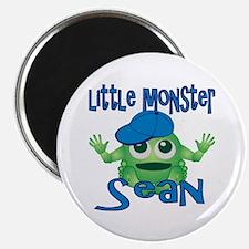 Little Monster Sean Magnet