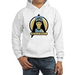 Science Officer Nefertiti Hooded Sweatshirt