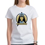 Science Officer Nefertiti Women's T-Shirt
