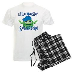 Little Monster Sebastian Pajamas