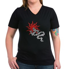 Chinese Zodiac Fire Dragon Sign Shirt