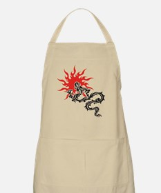 Chinese Zodiac Fire Dragon Sign Apron