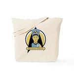 Science Officer Nefertiti Tote Bag