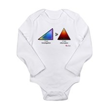 Tools of Learning Long Sleeve Infant Bodysuit