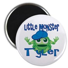 Little Monster Tyler Magnet