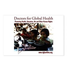 Doctors for Global Health Postcards (Package of 8)