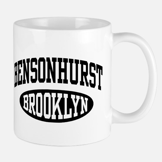 Bensonhurst Brooklyn Mug