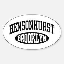 Bensonhurst Brooklyn Decal
