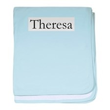 Theresa baby blanket