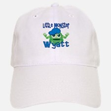 Little Monster Wyatt Baseball Baseball Cap