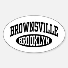 Brownsville Brooklyn Decal