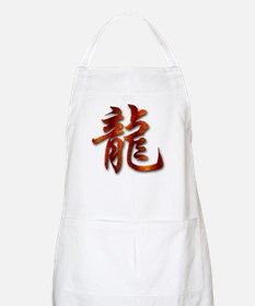 Chinese Zodiac Wood Dragon Sign Apron