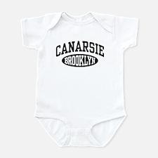 Canarsie Brooklyn Infant Bodysuit