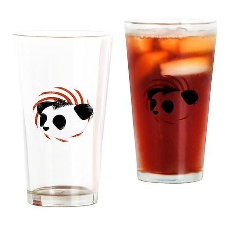 PandaPropaganda Drinking Glass