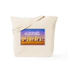 Cute Traveller Tote Bag