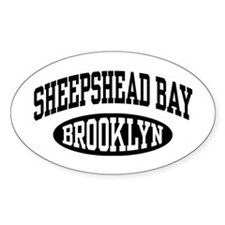 Sheepshead Bay Brooklyn Decal