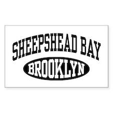 Sheepshead Bay Brooklyn Decal