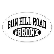 Gun Hill Road The Bronx Decal
