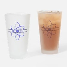 Science Is Truth Drinking Glass