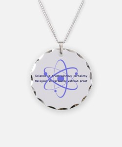 Science Is Truth Necklace