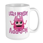 Little Monster Addison Large Mug