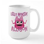 Little Monster Allison Large Mug