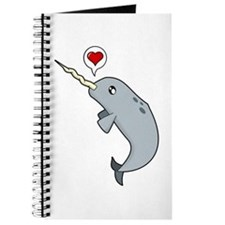 Narwhal Love Journal