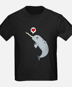 Narwhal Love T