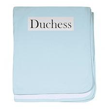 Duchess baby blanket