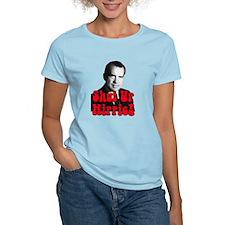 Shut Up Hippie! Richard Nixon T-Shirt