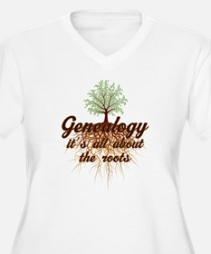 Genealogy Family Roots T-Shirt