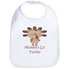 Mommy's Lil' Turkey Bib