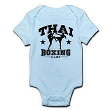 Thai Boxing Infant Bodysuit