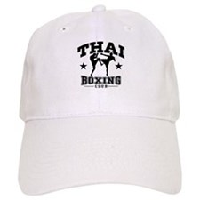 Thai Boxing Baseball Cap