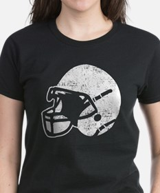 Vintage Football Helmet Tee