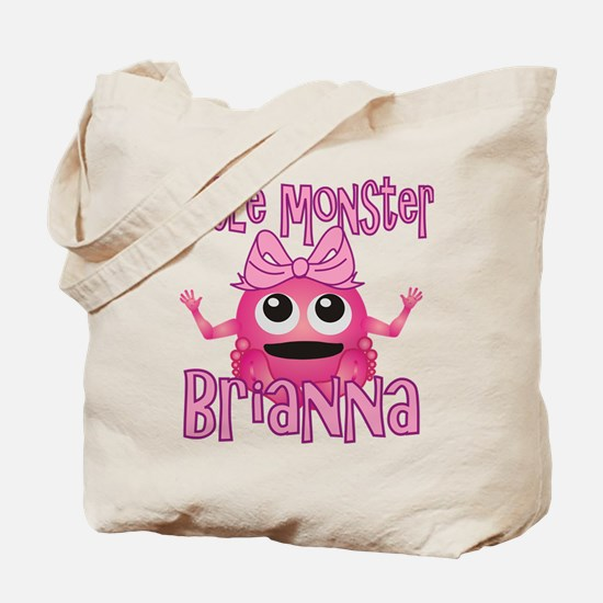Little Monster Brianna Tote Bag