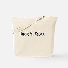 Wok 'n Roll Tote Bag